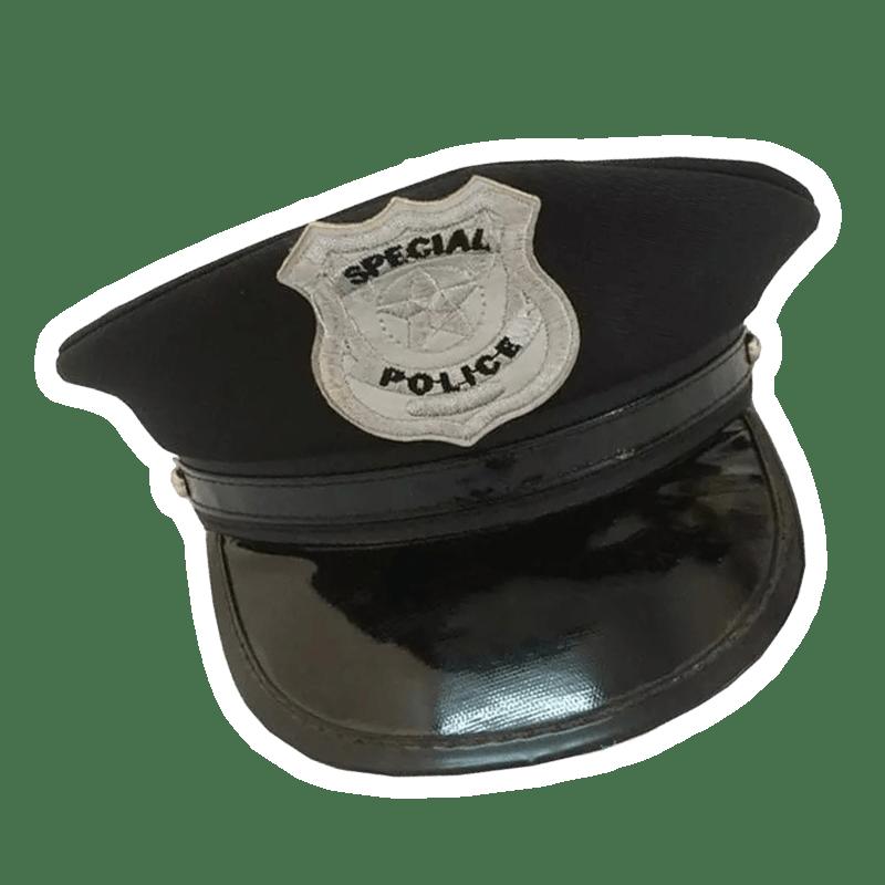 Фото реквизит шляпа полицейского