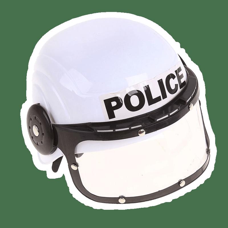 Фото реквизит каска полицейского
